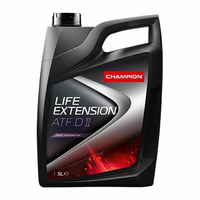 CHAMPION LUBRICANTS CHAMPION LIFE EXTENSION ATF DII
