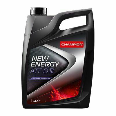 CHAMPION LUBRICANTS CHAMPION NEW ENERGY ATF D III