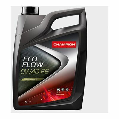 CHAMPION LUBRICANTS CHAMPION ECO FLOW 0W40 FE