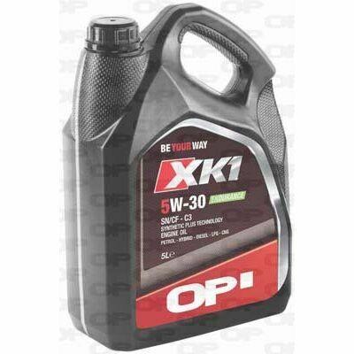 Open Parts XK1 OP5W-30 ENDURANCE
