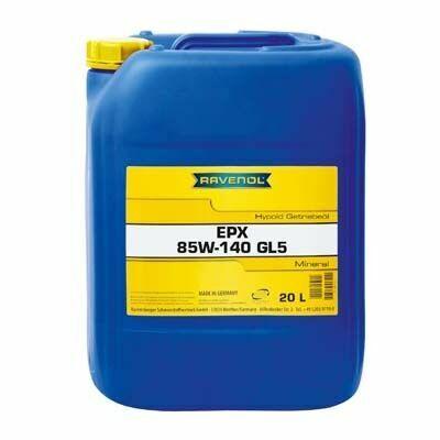 RAVENOL Getriebeöl EPX SAE 85W-140