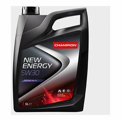 CHAMPION LUBRICANTS CHAMPION NEW ENERGY 5W30