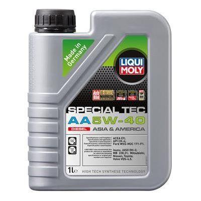 LIQUI MOLY Special Tec AA 5W-40 Diesel