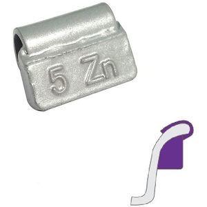 Contrapesas para llantas de acero 5 g