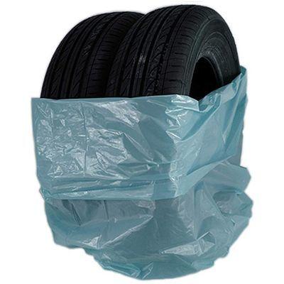 Sacos de plástico para pneus
