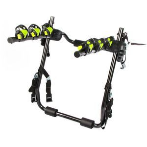Beetle Portabicicletas con correas 3 bicicletas