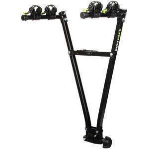 Buzz Rack V-Buz Portabicicletas de tijera 2 bicicletas sobre bola de enganche