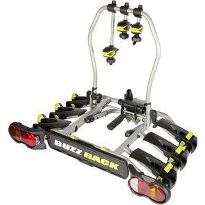 Buzz Rack NEW Spark 3 plataforma 3 bicicletas sobre bola de enganche