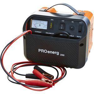 Akumulatora uzlādes ierīce 12/24V 12A PROenerg 200