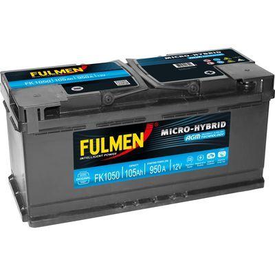Start-Stop AGM FK1050 105Ah - 950A