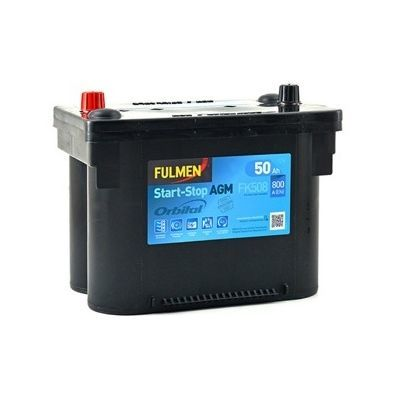 Start-Stop AGM FK508 50Ah - 800A