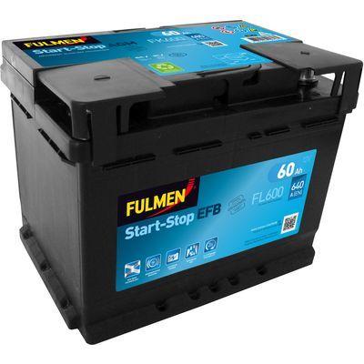 Start-Stop EFB FL600 60Ah - 540A