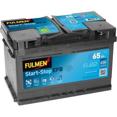 Start-Stop EFB FL652 65Ah - 650A