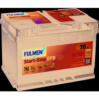 Start-Stop EFB FL700 70Ah - 720A