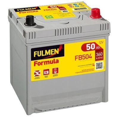 FORMULA FB504 50Ah - 360A