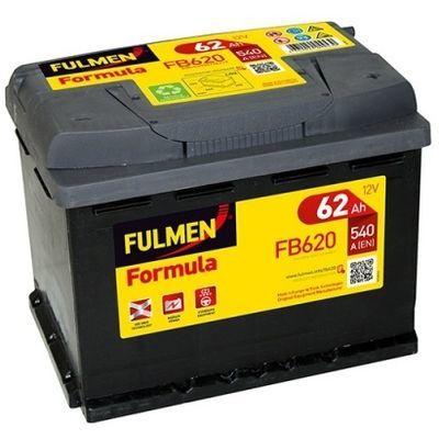 FORMULA FB620 62Ah - 540A