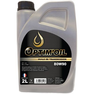OPTIM'OIL BOITES & PONTS 80W90