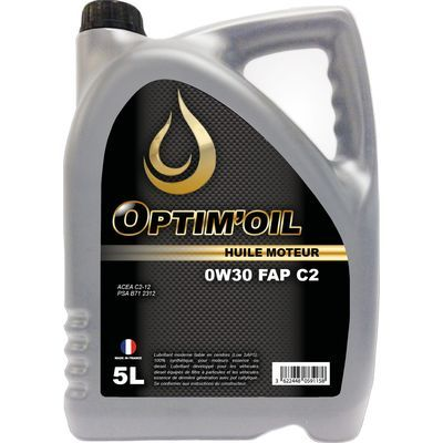OPTIM'OIL 0W30 C2