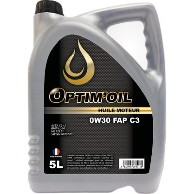 OPTIM'OIL 0W30 C3