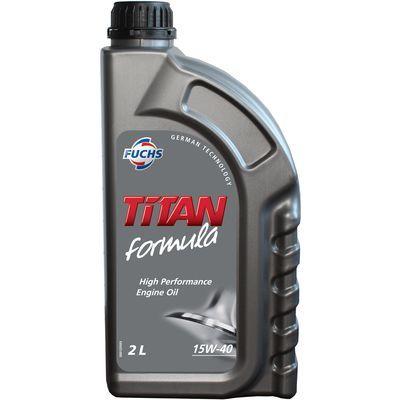TITAN FORMULA 15W40