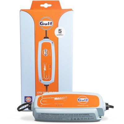 Gulf - Maintien de charge