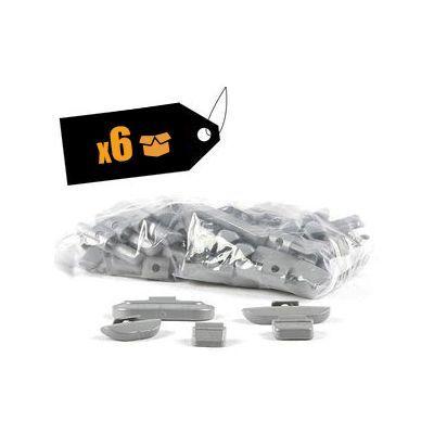 Pesos para jantes de aço 45 g
