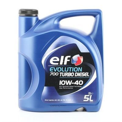 Elf Evolution 700 Turbo Diesel 10W-40