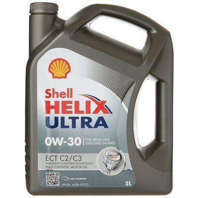 Shell Helix Ultra ECT C2 C3 0W-30