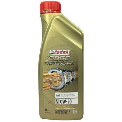 Castrol Edge Professional Titanium FST V 0W-20