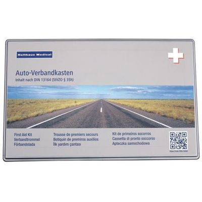 HOLTHAUS MEDICAL FIRST AID KIT 62364