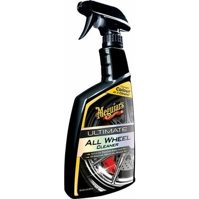 MEGUIARS G180124eu Ultimate All Wheel Cleaner Iron Remover 709 Ml