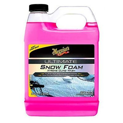 MEGUIARS Ultimate Snow Foam Xtreme Cling