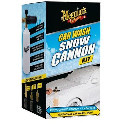 MEGUIARS G192000eu Snow Foam Cannon Kit