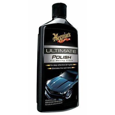 MEGUIARS G19216eu Ultimate Car Polish Pre-waxing Glaze 473ml