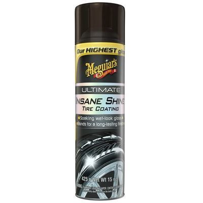 MEGUIARS ULTIMATE TYRE SHINE 425ML