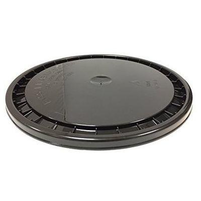 MEGUIARS Encore Plastics 53000B Black Lid For 5 Gallon Pail