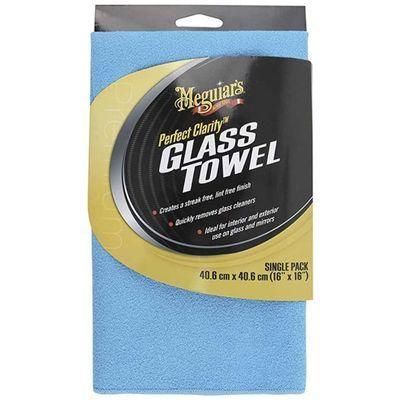 MEGUIARS X190301EU Perfect Clarity Glass Towel
