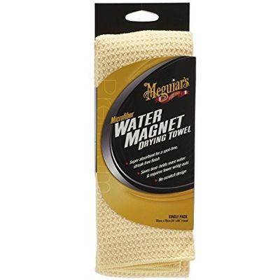 MEGUIARS Super Absorbent Microfiber Drying Towel - Spot And Streak-free Finish