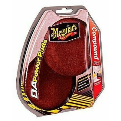 MEGUIARS G3507int Da Compound Power Pads