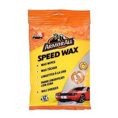 ARMOR ALL GAA44012GE Car wash wipes Speed Wax