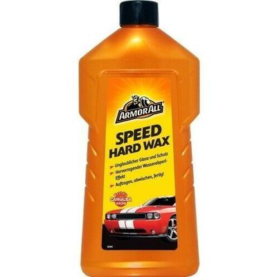 ARMOR ALL 42500L Speed ​​Hard Wax 500 ml