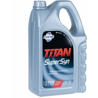Fuchs Titan Supersyn 5W-50
