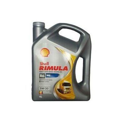 Shell Rimula R6 L-ME 5W-30