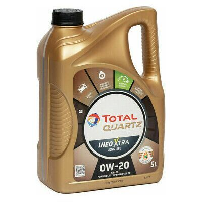 Total Quartz Ineo Xtra Longlife 0W-20