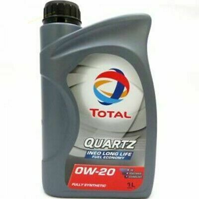 Total Quartz Ineo Longlife 0W-20