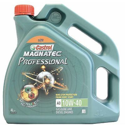 Castrol Magnatec Professional 10W-40 A3/B4