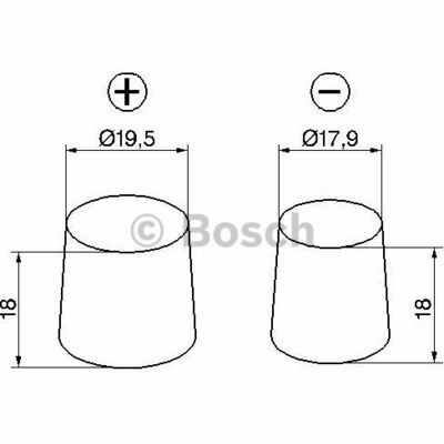 Bosch S3 0 092 S30 130