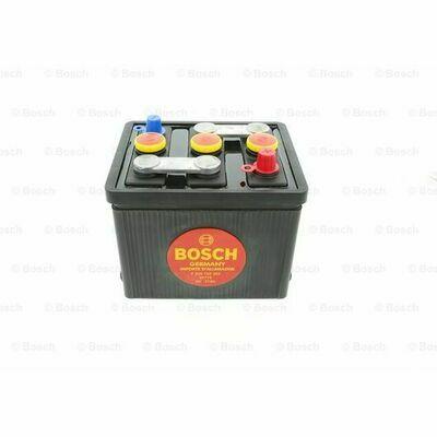 Bosch Starterbatterie 6v 77ah 360a