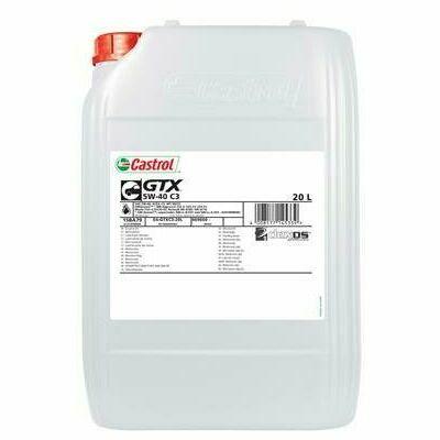 CASTROL Gtx 5w-40 C3