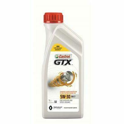 CASTROL Gtx 5w-30 Rn17